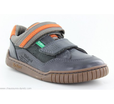 Kickers WIKETTE Gris