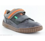 Chaussures  Kickers WIKETTE Gris