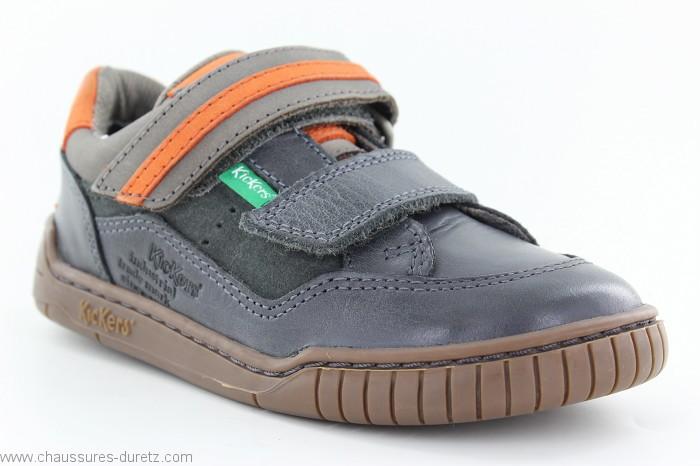 Kickers Chaussures Garçon Garçon Chaussures Gris Wikette 7Ivbyf6gY