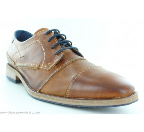 Chaussures homme Redskins DELSOL Cognac / Marine