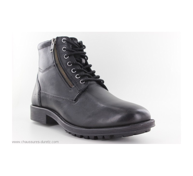 ccbc3c6581b0fc Bottines Kickers BROK Noir | Boots & Bottines Kickers pour Homme