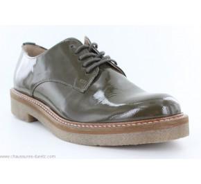Chaussures femme Kickers OXFORK Kaki