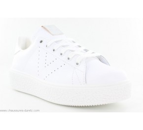 Baskets femme Victoria - BLOC 1262115 Platino