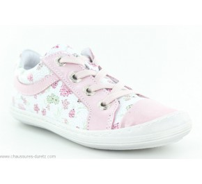 Chaussures fille Bellamy ELEC Rose Clair