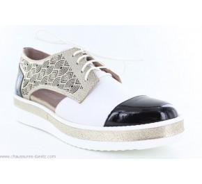 Chaussures femme Mam'Zelle KIONA Compo Métal
