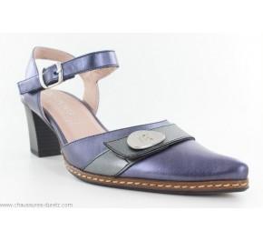 Chaussures femme Dorking OBLA 7839 Marine