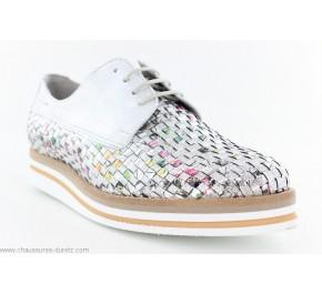 Chaussures femme Dorking ODE 7852 Argent