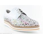 Chaussures Dorking ODE 7852 Argent