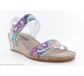 Sandales femme Méphisto MINOA Multicoloured Papeete