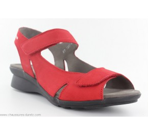 Sandales femme Mephisto PERRY Scarlet