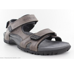 Sandales homme Mephisto BRICE Pewter