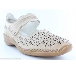 Chaussures Rieker DIESEL Taupe 413G7-60