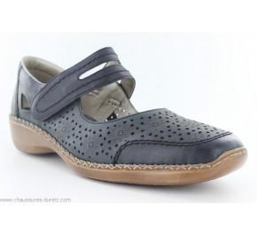 Chaussures femme Rieker DIESE Bleu 413J9-14
