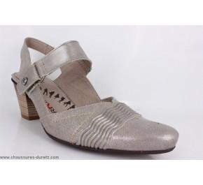 Chaussures femme Dorking RIHANA 5511 Métal