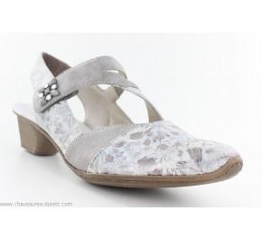 Chaussures femme Rieker DIODE Metallic 49787-90