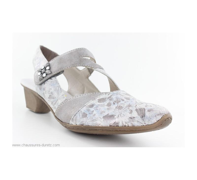 Chaussures femme Rieker DIODE Metallic 49787 90