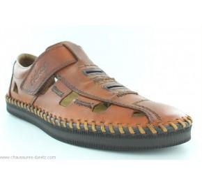 Chaussures homme Rieker DYKE Camel B2983-24