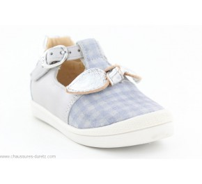 Chaussures filles Babybotte PATINE Gris