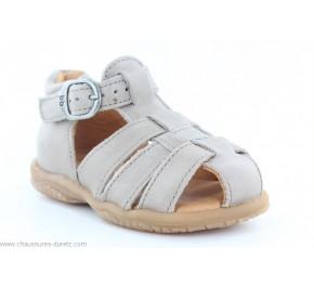 Sandales garçon Babybotte TAGADA Taupe