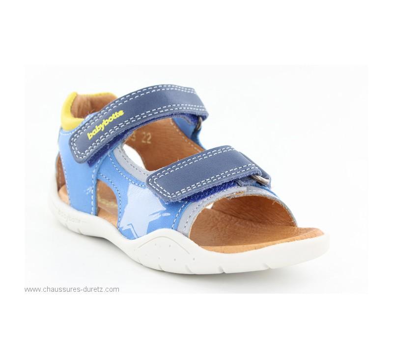 Garçon Babybotte Garçon Babybotte Transat Transat Sandales Bleu Sandales rCdtshQ
