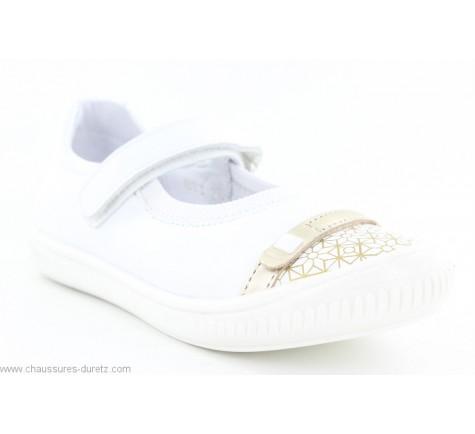 Babybotte KIYOMI Blanc
