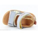 Sandales Babybotte TRANSAT Gris