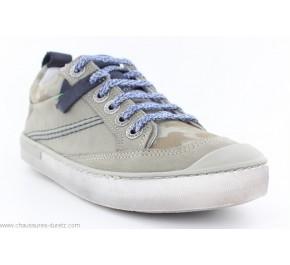 Chaussures garçon Kickers IRIADE Kaki Camouflage