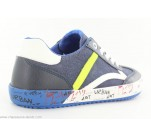 Baskets Geox FAC Navy / Yellow