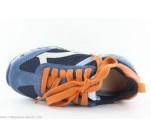 Baskets Geox FAT Navy / Orange