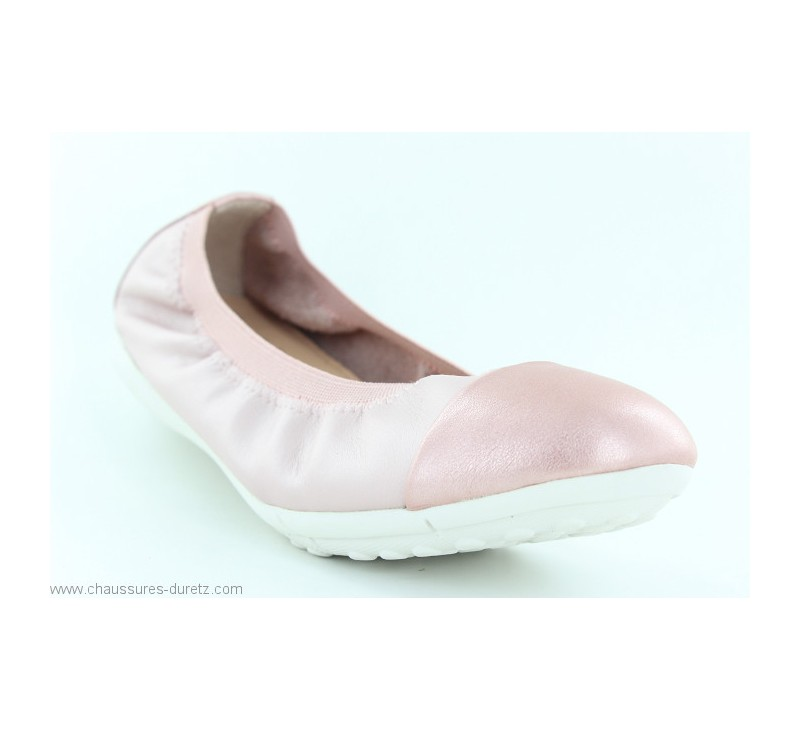 Ballerines fille Géox KAPA Rose