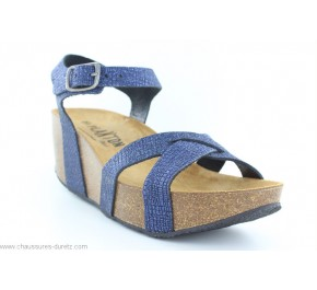 Sandales femme Plakton SO FINAL Azul