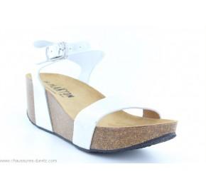 Sandales femme Plakton SO KISS Blanc