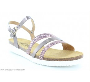 Sandales femme Plakton SIM ALOU Pink