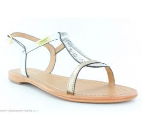 Sandales femme Les Tropéziennes HAMAT Blanc / Multi
