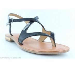 Sandales femme Les Tropéziennes HEDI Noir