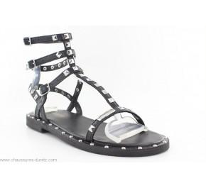 Sandales femme Les Tropéziennes CASSIE Noir
