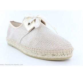 Chaussures femme La Maison de l'Espadrille ATO 1080 Or