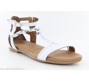 Sandales femme Tamaris QASIDA Blanc