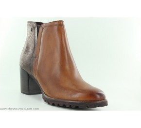 Boots femme Tamaris TAC Marron
