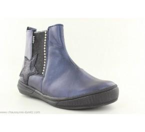 Boots fille Bopy SAMANA Marine