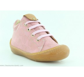 Bottines fille Babybotte ANDIE Rose