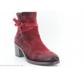 Boots femme Dorking PUNK 7335 Opéra