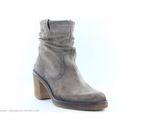 Boots femme Dorking PURE 7998 Taupe