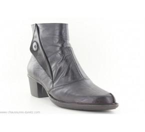 Boots femme Dorking PUIA 8051 Noir