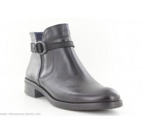 Boots femme Dorking NAOS 8003 Noir