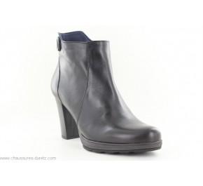 Boots femme Dorking PUPE 7961 Noir