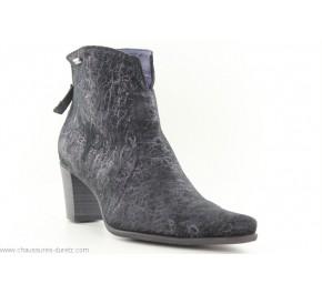 Boots femme Dorking PROPO 6034 Noir