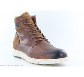 Bottines homme Redskins MIMOSA Cognac