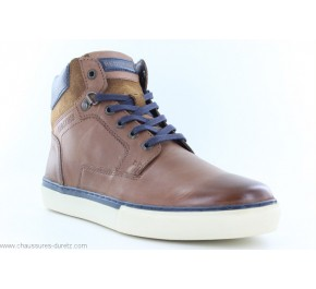 Bottines homme Redskins CHARDON Cognac