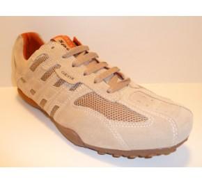 Chaussures homme Geox GREL Beige / Orange